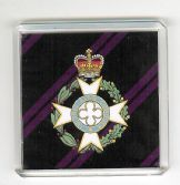 ROYAL ARMY CHAPLINS DEPARTMENT FRIDGE MAGNET